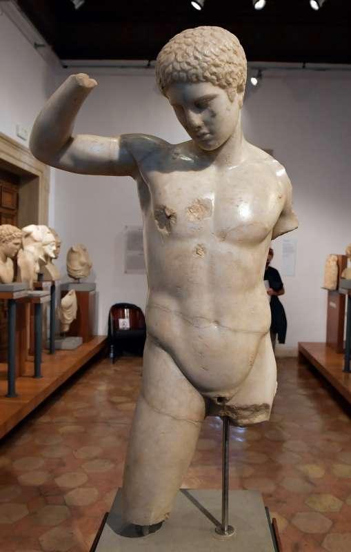 sculture del museo barracco foto di bacco (7)