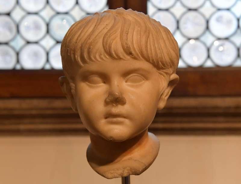 sculture del museo barracco foto di bacco (8)