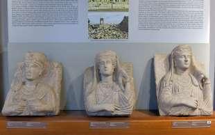 sculture del museo barracco foto di bacco (9)