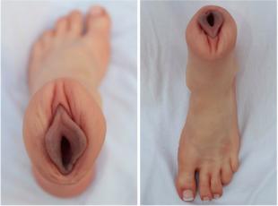 sex toys piede vagina