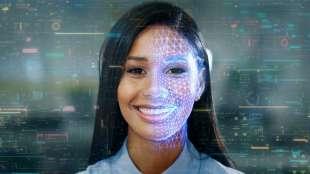 sistema di riconoscimento facciale per il sorriso