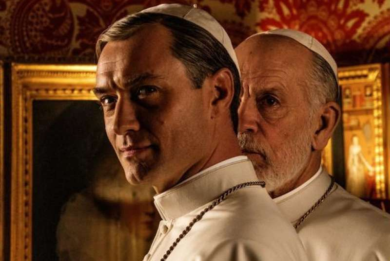 the young pope the new pope