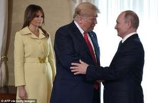 Trump e Putin 2