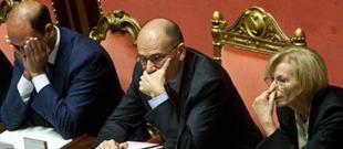 ALFANO, LETTA, BONINO TRIS