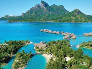 FOUR SEASONS RESORT BORA BORA POLINESIA FRANCESE