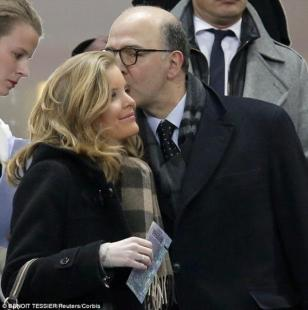 Pierre Moscovici and Marie Charline Pacquot article A D E DC x