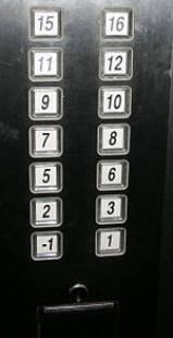 ascensore tetrafobico a shanghai