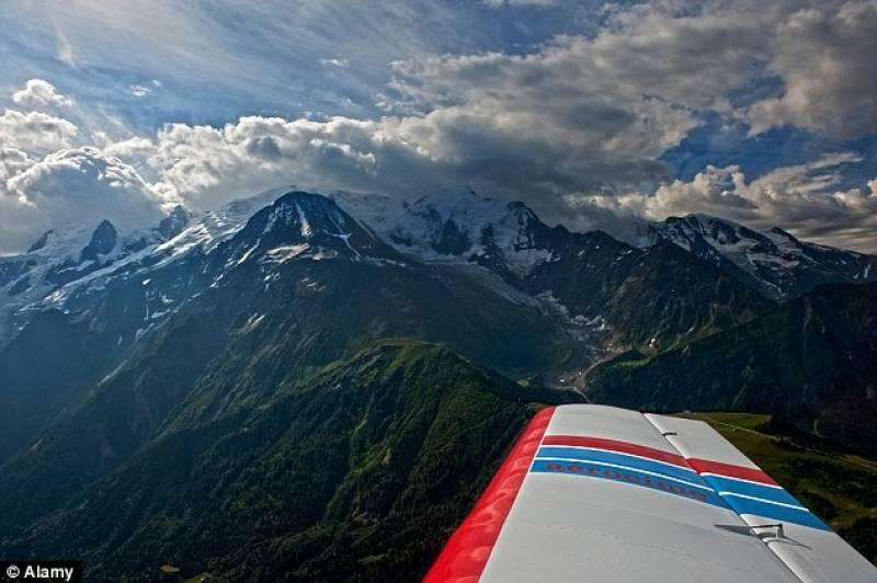 Il monte bianco dago fotogallery for Monte alloro affitti di cabina
