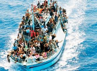 immigrati barconi 2
