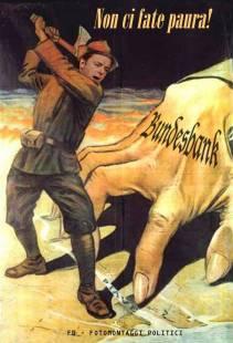 renzi contro la bundesbank