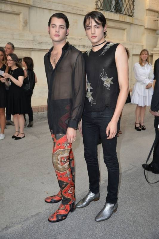 harry and peter brant