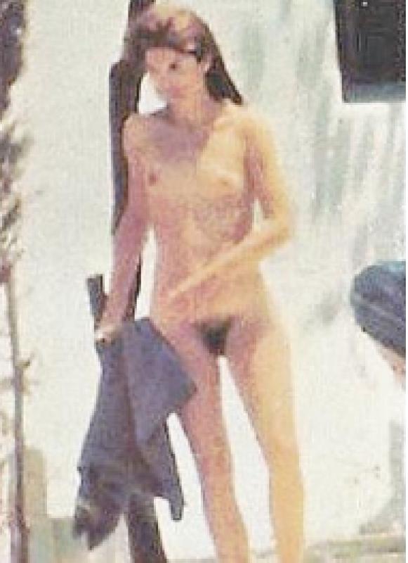 Hustler Jackie Kennedy