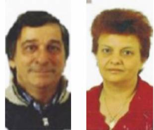 MARIA GIULIA SERGIO PAPA E MAMMA
