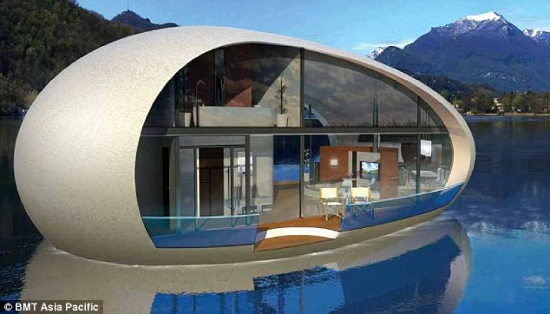 Villa a due piani dago fotogallery for Moderni piani di due camere da letto