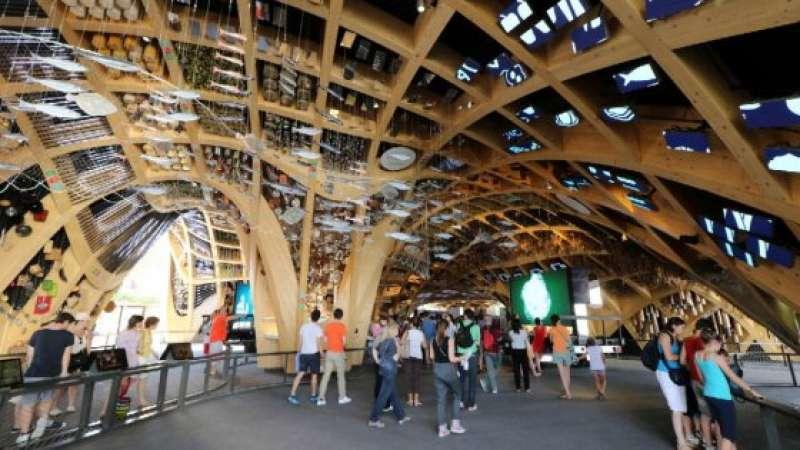 Expo 2015 padiglione francia dago fotogallery for Expo fiera milano