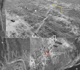 foto satellitari chignolo d isola yara gambirasio massimo bossetti
