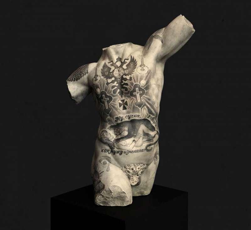 scultura di fabio viale 2