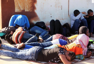 strage migranti libia