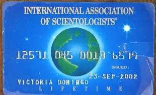 tessere di appartenenza a scientology 2