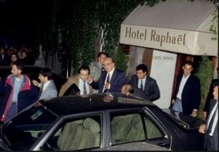 craxi hotel raphael