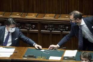 giuseppe conte alfonso bonafede