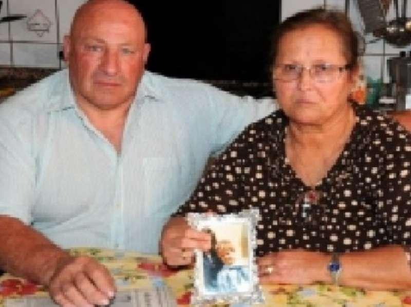 I genitori di mauro romano 1 - Dago fotogallery