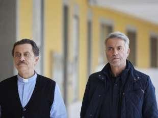 MASSIMO GHINI NEL FILM LA VOLTA BUONA