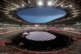 cerimonia apertura olimpiadi tokyo 2020 15
