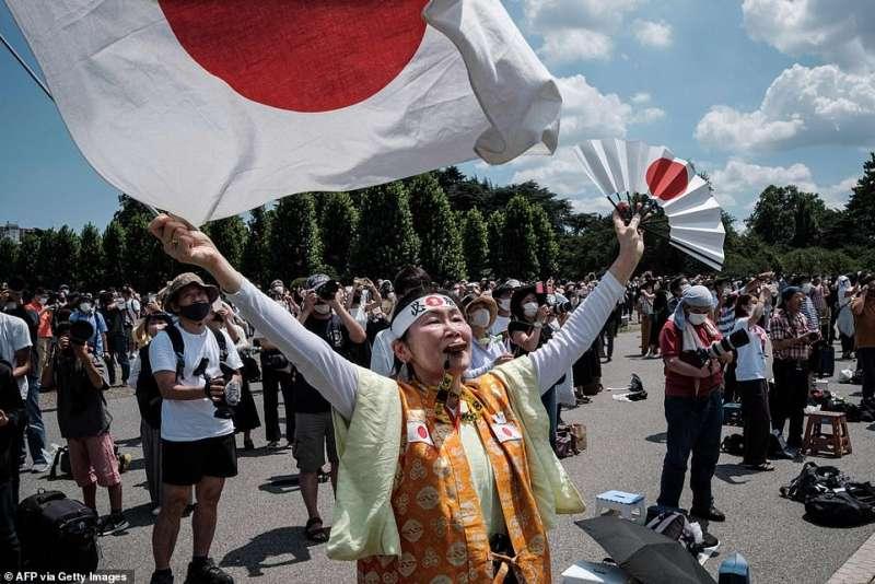 cerimonia apertura olimpiadi tokyo 2020 16