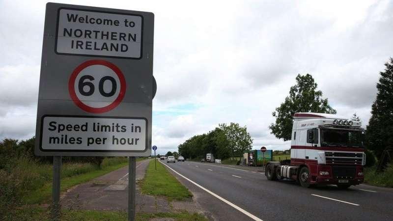 confine irlanda del nord