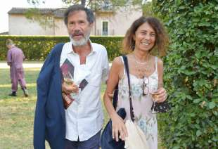 corrado veneziano paola ricci foto di bacco