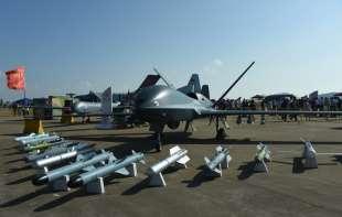 Droni aerei cinesi