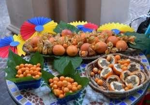 frutta esotica della colombia