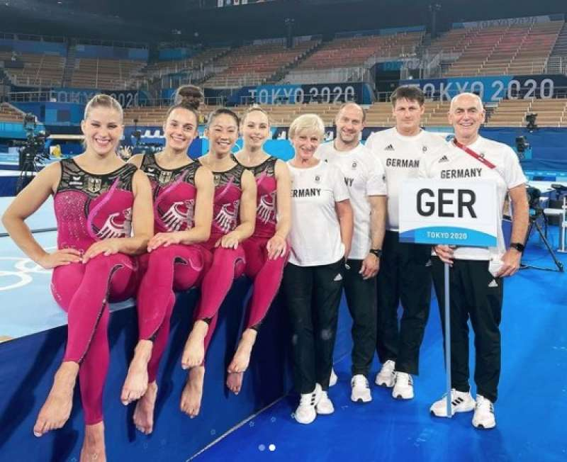 ginnaste tedesche 1