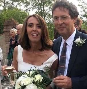 il matrimonio di alessandra sardoni e oscar pizzo