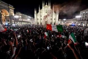 italia inghilterra a milano 1