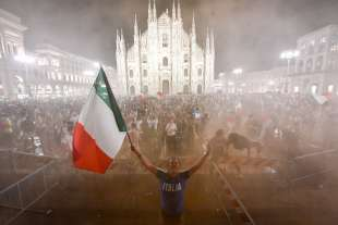 italia inghilterra a milano 11
