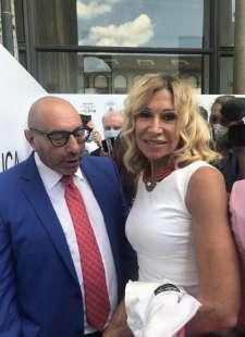 LUCA BERNARDO MELANIA RIZZOLI