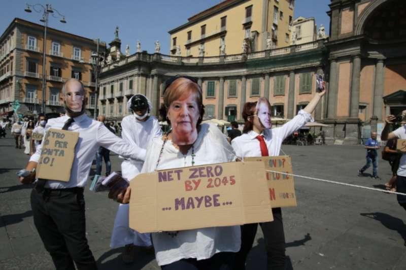 manifestanti g20 napoli 3