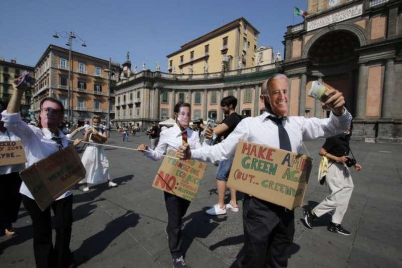 manifestanti g20 napoli 4