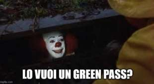 meme sul green pass 3