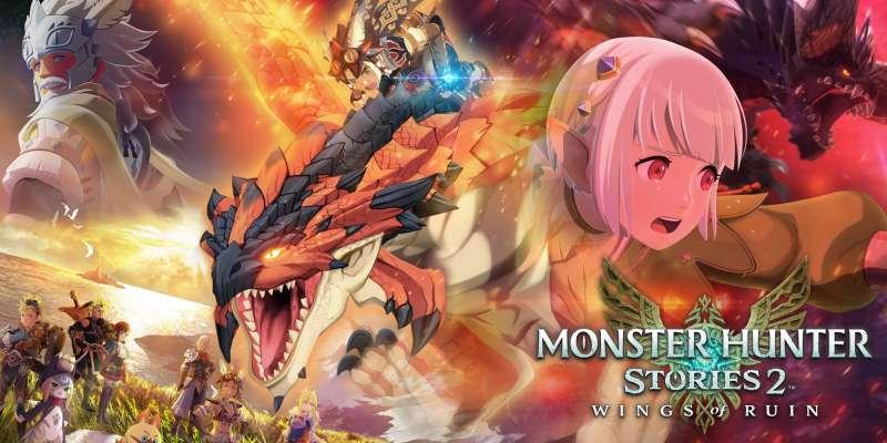 monster hunter stories 2: wings of ruin 10