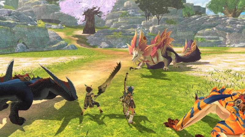 monster hunter stories 2: wings of ruin 4