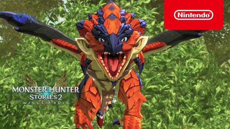 monster hunter stories 2: wings of ruin 6