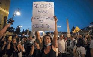 no green pass roma 6
