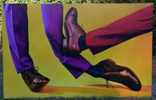 opere esposte a villa medici foto di bacco (8)