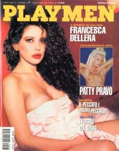 playmen francesca dellera 2