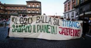 proteste g20 napoli