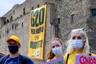 proteste g20 napoli 2