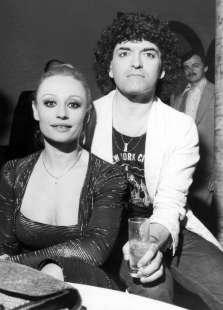 Raffaella Carra e Cristiano Malgioglio - Foto Farabola